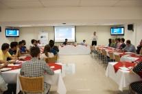Analista político Prisco Paraíso participou da Conversa Empresarial da CDL Jovem