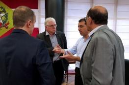 COMDES faz agenda positiva com Governador Carlos Moisés