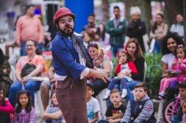 Projeto Eu Amo a Praça encanta moradores de Florianópolis