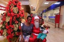 Natal da Magia - Sessão de fotos com o Papai Noel e Banda