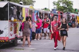 Praça Governador Celso Ramos recebe mais de 3,2 mil pessoas no Eu Amo a Praça