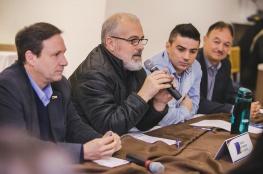 Café com Negócios recebe novos empresários para troca de cartões
