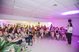 Patrícia Goedert e Iara Raimar falam sobre autoconhecimento na CDL da Capital