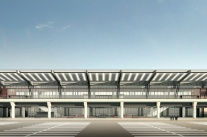 Projeto Novo Terminal do Aeroporto