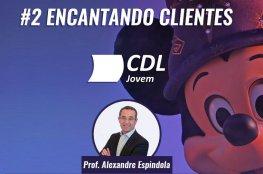 Modelo de excelência da Disney é tema na CDL Jovem de Florianópolis