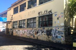 Empresários do Centro Histórico unem-se para limpar a região