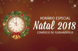 Comércio de Florianópolis tem horário especial para as compras de Natal