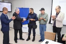 CDL de Florianópolis homenageia GMF pelos serviços prestados à população