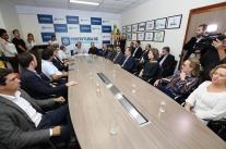 CDL de Florianópolis é empossada no Conselho da Cidade