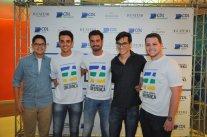 Jovens líderes de sucesso compartilham sua trajetória na Capital