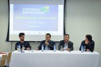Conversa Empresarial com Sionésio Sousa e Laércio Irie