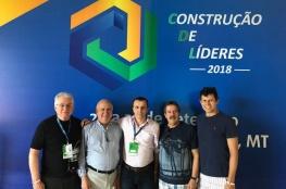 CDL de Florianópolis participa do 1º encontro de 'Construção de Líderes 2018' no Mato Grosso