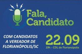 CDL Jovem promove encontro inédito com candidatos a vereador