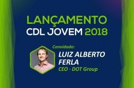 CEO do DOT Digital Group abre calendário de eventos da CDL Jovem