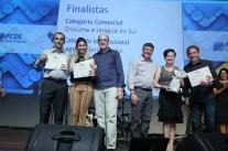 CDL de Florianópolis recebe prêmio institucional com o case 'Eu Amo a Praça'