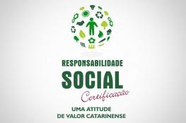 CDL de Florianópolis é reconhecida pelo trabalho de Responsabilidade Social 2018 pela Alesc